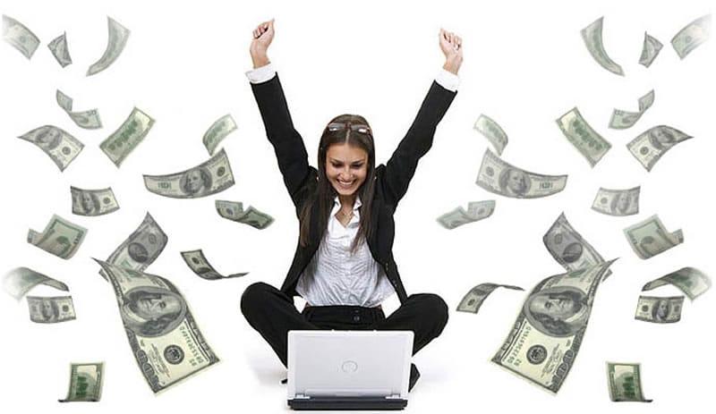 オンラインカジノで大成功
